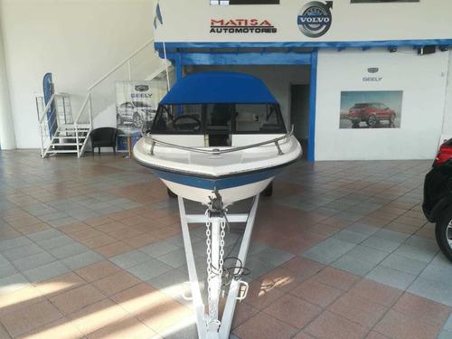 Lancha Bahama 440 Con Yamaha 40 C/trailer 2000