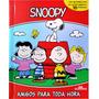 Livro Snoopy Amigos Para Toda Hora