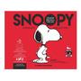 Encadernado Snoopy Tiras 1967 Edição 1 Coleção De Agostini