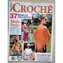 Revista Figurino Crochê 5 Moda Bordar Biquinis Shorts B655