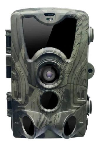 Câmera Armadilha Fotográfica Caça, Hc801 a Com Visor Lcd