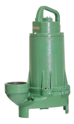 Bomba Shneider Brava Submersivel E10 1cv 2p 220v Ip-68