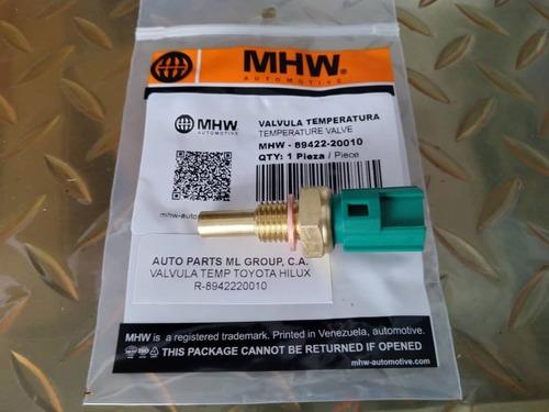 Valvula De Temperatura Hilux / Camry / 4runner / Corolla