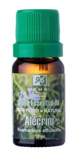 Óleo Essencial De Alecrim 100% Natural (10ml) Rhr
