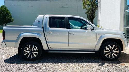 Volkswagen Amarok 0km 3.0 Retira Ya $84.000 + Cuota Fija  X-
