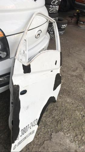 Porta Dianteira Hyundai Hr Lado Esquerdo Recuperada