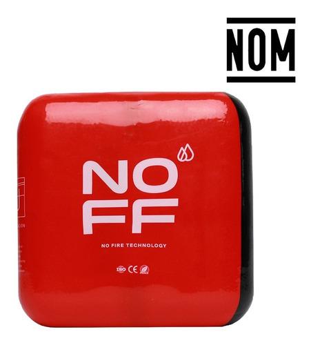 Noff | Cubo Dispositivo Para Prevenir Incendios.
