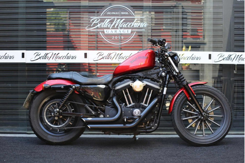 Harley Davidson 883n Iron