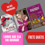 Kit Dia Dos Namorados Livros Que Ela Vai Adorar!