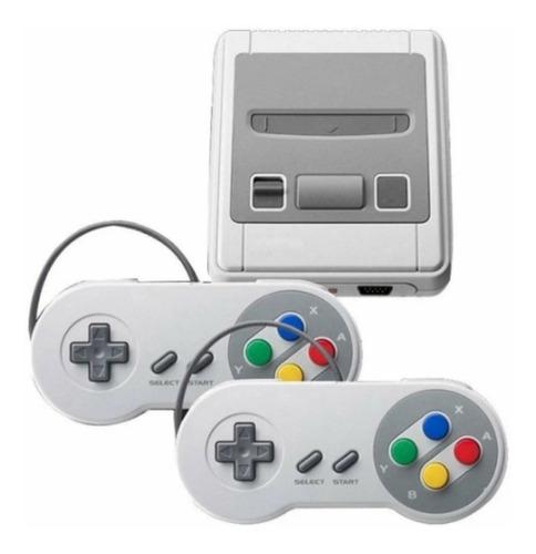 Mini Vídeo Game 600 Jogos Retrô 2 Controles Clássico Top