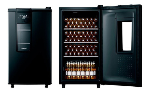 Cervejeira Smartbeer Carbono 82l Frost Free Cze12ae Consul
