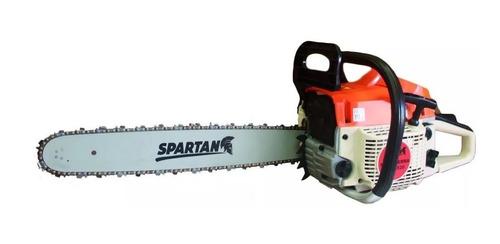 Motosierra A Nafta Spartan 52cc Spcs520