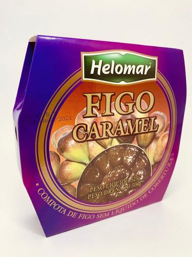 Figo Caramelizado Ramy 525g Helomar - Sobremesa Sensacional