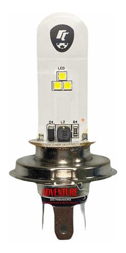 Lampada Farol Led H4 8000k Super Branca