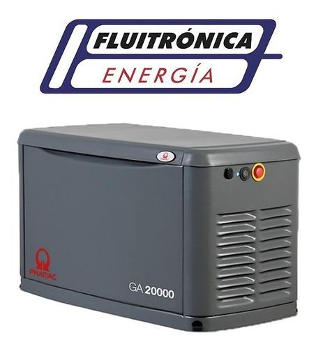 Generador A Gas Envasado/natural Generac Premium 17kva