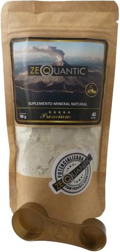 Zeolita Zeoquantic Premium 100g Potencializa