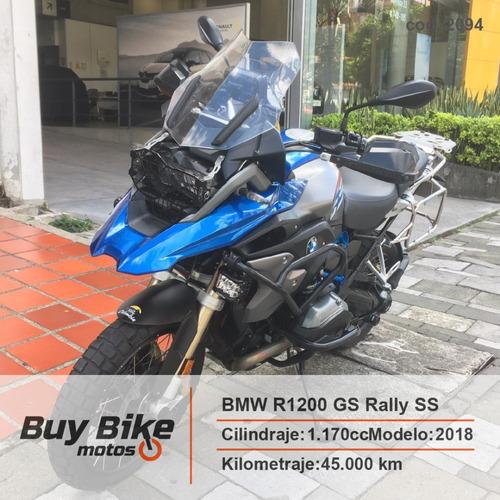 Bmw R1200 Gs K50 Rally Ss - Negociable