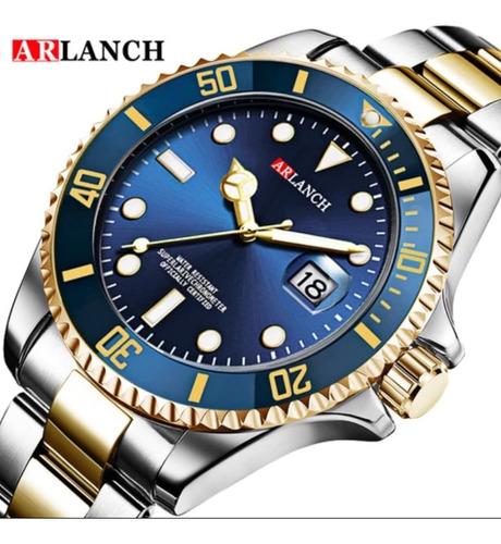 Relógio Estilo Rolex Masculino Lançamento 2020
