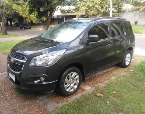 Chevrolet Spin 2017 Ltz Automática 7 Asientos Excelente Pto