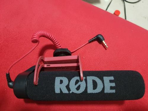 Microfone Direcional Rode Videomic Go