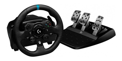 Volante De Corrida Logitech G923 Trueforce Pedal Xbox One Pc