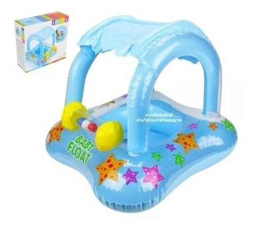 Bote Flotador Techo Intex 56581 Original Para Bebé Original