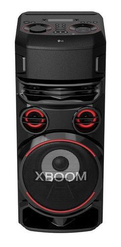 Mini System Torre LG Xboom, Bluetooh E Controle Remoto - Rn7