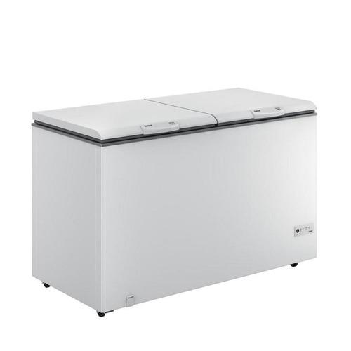 Freezer Horizontal Consul 519l Com 2 Tampas Classe A Chb53eb