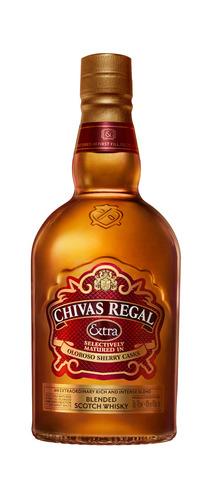 Chivas Regal Extra Escocés 750 Ml