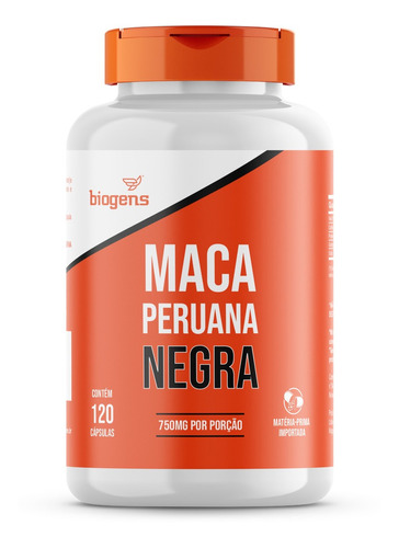 maca peruana negra serve para quê
