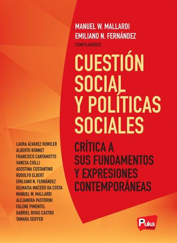 Cuestión Social Y Políticas Sociales