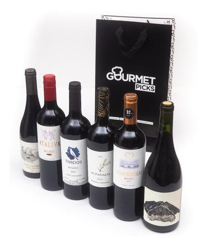 Combo De Vinos Malbec A Tope