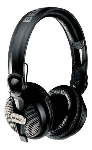 Auriculares Behringer Hpx4000 Negro