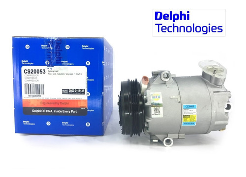 Compressor De Ar Gol Saveiro Fox Voyage G5 G6 Delphi