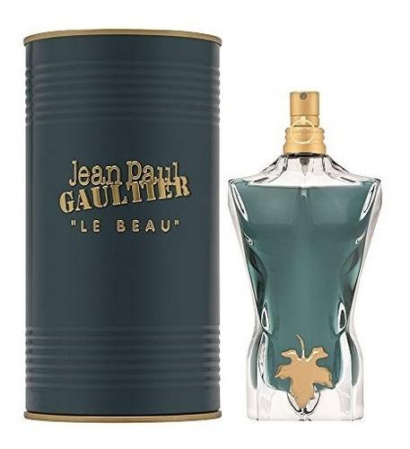 Perfume Jean Paul Le Beau Hombre 125 M - mL a $2944