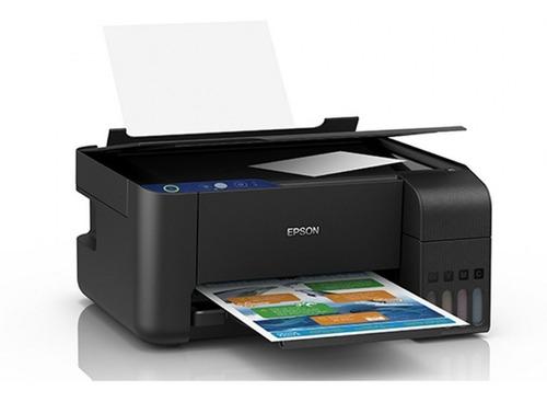 Impresora Color Multifunción Epson Ecotank L3210 Ex L3110