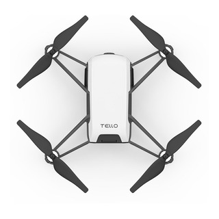 Drone DJI Tello Boost Combo con cámara HD blanco