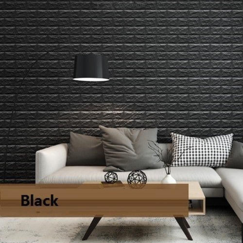 Painel Adesivo Papel Parede Tijolo 3d 70 X 77 Promocao