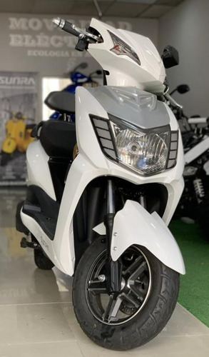 Sunra Leo 2000w Gel Moto 2021 0 Km Scooter Nuevo Electrico A