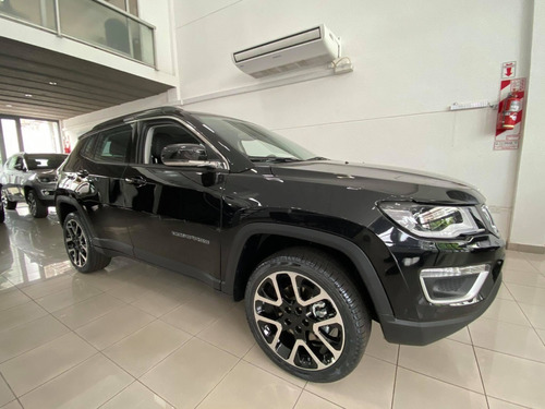 Jeep Compass 2.0 Td At9 4x4 Limited Plus #11