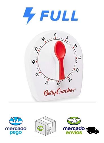 Temporizador De Cocina Hasta 60min