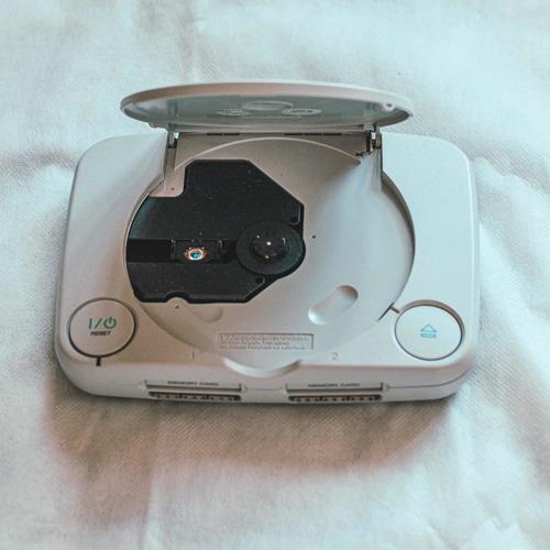 Playstation One Com 2 Memory Card  Raridade