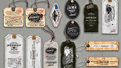 1000 Etiquetas Colgantes Para Ropa Hang Tags - Kraft Troquelados Especiales Montados Stamping Sectorizados Oro Plata Etc