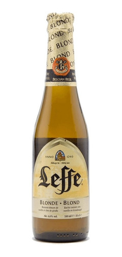 Leffe Blonde, 330 Ml.