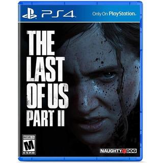 The Last Of Us Part 2 Standard Edition Ps4 Fisico Nuevo