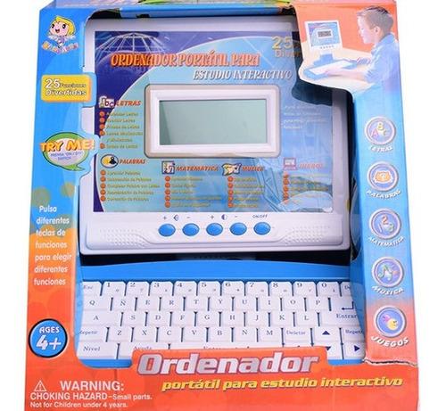 Computadora Con Actividades Para Niños