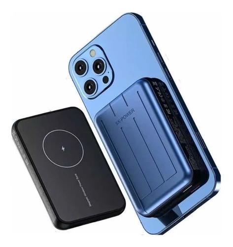 Carregador Sem Fio Fast Charger Powerbank 5000mah iPhone 12