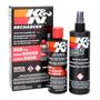 Kit Limpeza Filtro K&n 99 5050 Recharger K N Squeeze