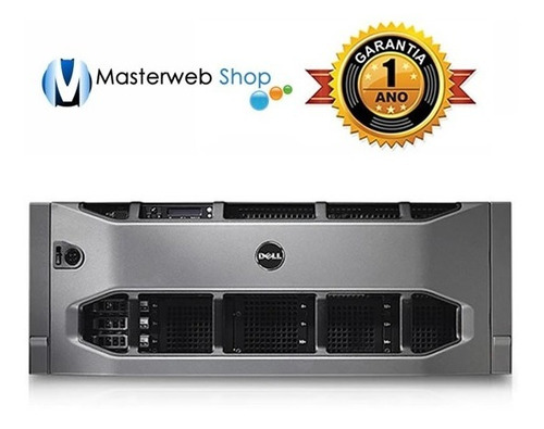 Servidor Dell R910 - 4x Deca - 256gb - 600gb Sas-