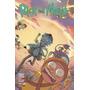 Hq Rick And Morty Volume 3 Capa Dura